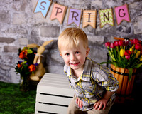 Croteau Spring Mini Session - 2015