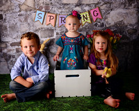 Whitefield Spring Mini Session - 2015