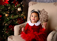 Perez Santa Mini Session 2015