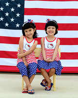Morales - All-American Patriotic Mini Session