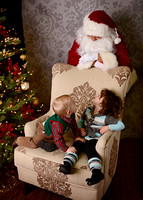 Zimmerman Santa Mini Session 2015