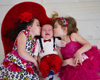 Ducharme Kids Valentine Mini Session - 2014