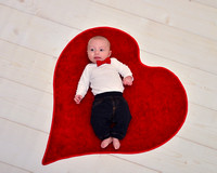 Simpkins Brothers Valentine Mini Session 2014